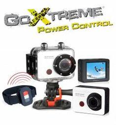 CAMARA VIDEO EASYPIX GOXTREME POWER CONTROL BLANCO