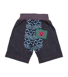 Totem Short - Big, Oishi-m Clothing for kids, Spring 2016, www.oishi-m.com