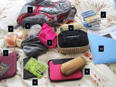 How to Pack Light for Europe | Beantown Baker