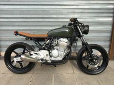 resultado de imagem para cbx 250 twister cafe racer | motos cafe