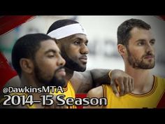 Cavaliers Big-3 Full Highlights NBA PS 2014.10.05 vs Maccabi - 1st Game Together!