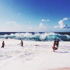 Fun in the blue ocean waves Summer Dream, Summer Sun, Summer Beach, Summer Breeze, The Beach, Beach Bum, Ocean Beach, Ansel Adams, Summer Vibes