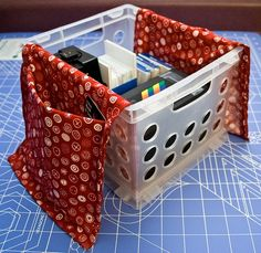Dollar Store Crafts » Blog Archive » Roundup: More Organization Ideas