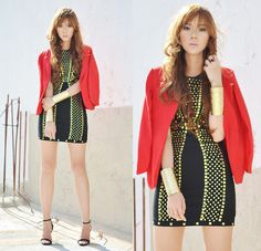 I've Got Super Powers! (by Camille Co) http://lookbook.nu/look/3751971-I-ve-Got-Super-Powers