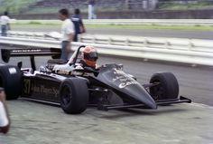 Tiff Needell - Ralt RH6/84 Honda / Mugen - John Player Special Team Ikuzawa - II R.R.C. Fuji F2 Champions Race - 1984 Japanese F2 Championship, Round 6