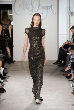 Collette Dinnigan Fall 2013 Ready-to-Wear Fashion Show