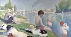 Image result for pointillism artists