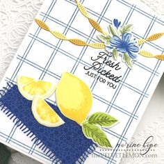 The Greetery Fresh Picked Lemons and Streamers Card – Velvetlemon Streamer Flowers, Streamers, Rose Crafts, Flower Crafts, Funny Weekend Quotes, Funny Friday, Funny Quotes, Family Guy Quotes, Lemon Blossoms