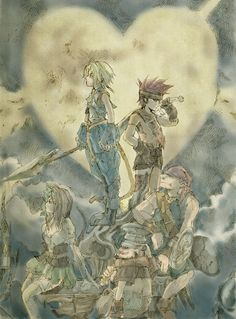 Tantalus - Kingdom Hearts style