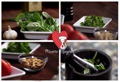 Ricette e Segreti in Cucina : Busiate al pesto trapanese