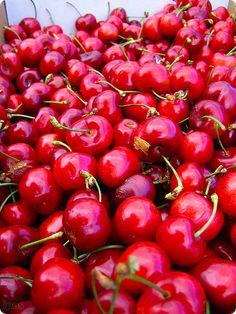 Healing food   Cherries