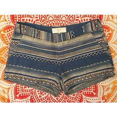 ʝσιє - Blue Boho Shorts Prices are firm unless bundled No swaps, models, or reserves -- sorry! Joie Shorts