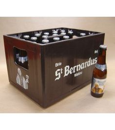 St Bernardus Witbier full crate 24 x 33 cl