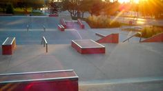 Markham Skatepark | Markham, Ontario, Canada