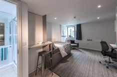 Our Brand New State Of The Art Student Accommodation In Leeds City Centre All Bills Included Studios Shared Apartments