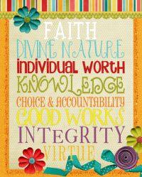 YW Values Printable