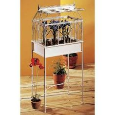 H. Potter Small Gothic Terrarium with Stand | Find.com  #home #decor #decorating