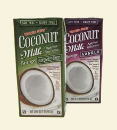 Coconut milk: your new best friend. use it in smoothies! So healthy and without the evil effects of dairy!