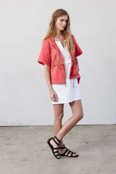 The Thakoon Addition Spring 2012 Presentation is Affordable and Chic #fashion