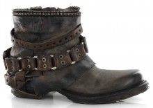 Airstep - AS.98 717251 Marron - Bottines / Boots
