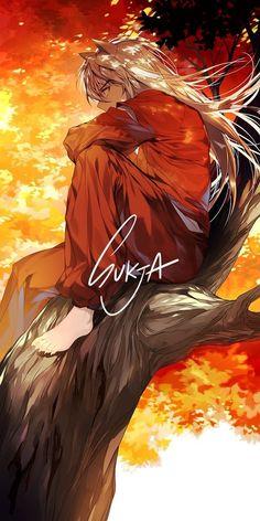 Her art is amazing Manga Anime, Fanarts Anime, All Anime, Me Me Me Anime, Anime Guys, Anime Art, Inuyasha Fan Art, Inuyasha And Sesshomaru, Kagome And Inuyasha