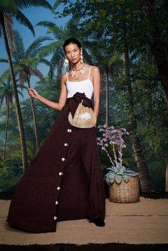 Rebecca de Ravenel Spring 2018 Ready-to-Wear Collection Photos - Vogue