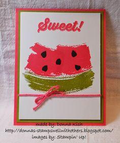 Sweet Watermelon - Work of Art