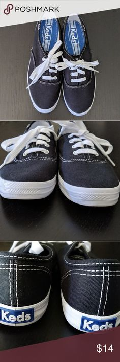 Keds Champion Canvas Originals Worn once. Slim fitting. Keds Shoes Sneakers