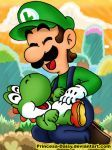 Mama Luigi by Princesa-Daisy