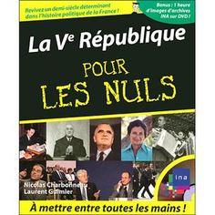 Pour Les Nuls - La Vème République_0