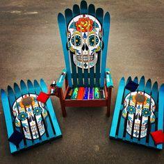 Mexican Sugar Skull/
