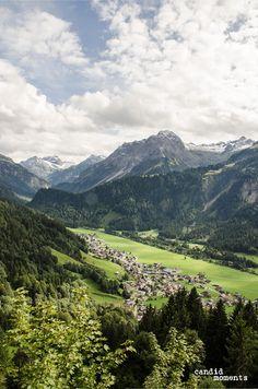 """Hiking in Bregenzerwald / Diedamskopf (c) www.candid-moments.at """" 'Bregenzerwald…"""