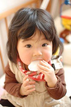 cute Japanese baby