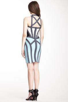 Crisscross Bandage Dress on HauteLook