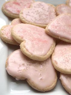 Sugar Cookies {vegan+gluten free} | Little Bird Bakery