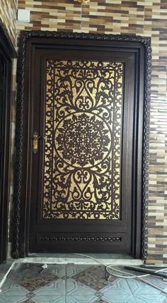 Main Entrance Door, Wood Entry Doors, Wooden Doors, Wooden Main Door Design, Door Gate Design, Compound Wall Gate Design, Jalli Design, Pooja Room Design, Iron Wall Decor