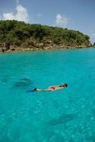 Snorkeling in St.Thomas #travel