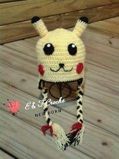 Touca Pikachu.
