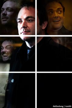 Crowley ~ Supernatural Fan Art