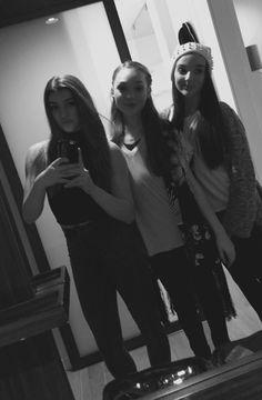 Kalani, Maddie & Kendall