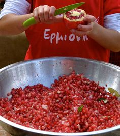 Pomegranate festival