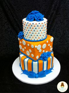 Cake Decorating Classes In Lakeland Fl : Cookie Jar Bakeshop I Custom Cakes I Gator Graduation Cake ...