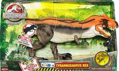 Jurassic Park Dinosaur Toys | Tyrannosaurus Rex