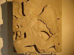Konya Selçuklu Melek figürü