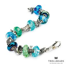 Bracelet by Trollbeads - 2015 Spring Collection