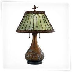 Quoizel Highland Mica MC120T Table Lamp