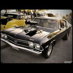 This is my favourite car! I need one of these on my drive! #ChevyChevelleSS