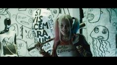 Okay, it's not about Anime... but please, Margot Robbie as Harley Quinn