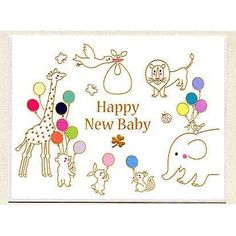 Message Card, Baby Wearing, Happy New, Quilling, New Baby Products, Baby Kids, Fonts, Snoopy, Messages