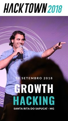 Palestra Hacktown 2018 E Commerce, Marketing Digital, Movies, Movie Posters, Events, Ecommerce, Films, Film Poster, Cinema